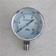 台湾FKI优质微压表 进口压力表