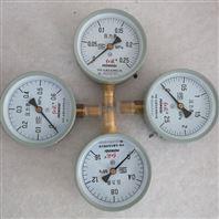 红旗0-25MPA不锈钢国产优质压力表