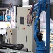 單組份六軸機器人涂膠機