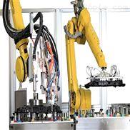 機器人自動涂膠機 — 大連華工