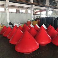 淺水區禁航浮標紅色警示浮筒加工廠家