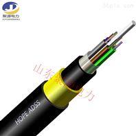 ADSS光缆24芯自承式架空光纤光缆