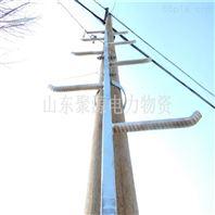 线检修路辅助器材 电杆爬梯热镀锌钢管爬梯