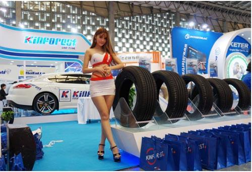 """""""标准+需求""""为中国轮胎改装行业提供市场空间"""