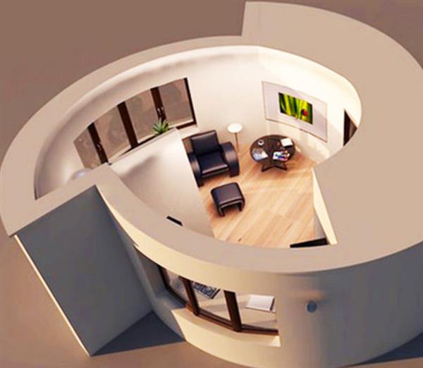 这栋37平米的精致建筑全靠3D打印技术