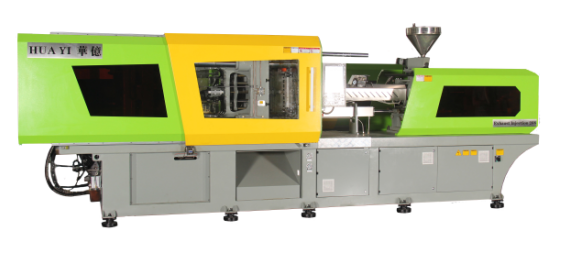 华亿携专利产品排气式注塑机亮相2017青岛塑料展