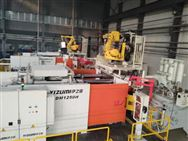 4500吨压铸岛顺利投产!力嘉集团再引进伊之密设备