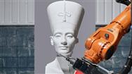 KUKA 进军好莱坞:铣削型机器人制作电影道具