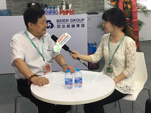 【专访】贝尔刘峰:重振中国机械制造业声誉 做世界先进水平的设备