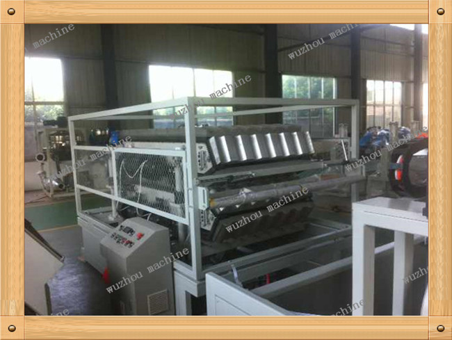 pvc合成树脂瓦生产线-张家港市五洲机械有限公司