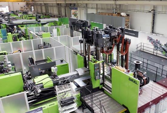 恩格尔推出新型注塑机系列产品