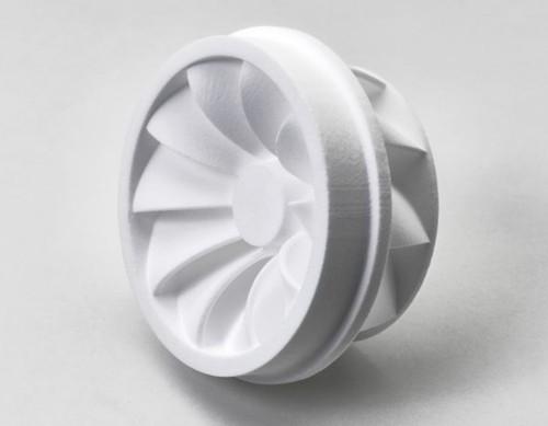 使用ppc2工艺打印的叶轮部分3d图片