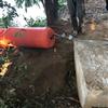 FT20*100饮用水库垃圾拦截设施圆桶形拦污浮排